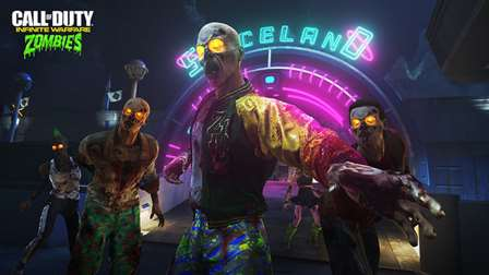 Call of Duty Infinite Warfare: Zombies in Spaceland